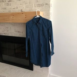 Abercrombie & Fitch Dresses - Abercrombie & Fitch Jean dress